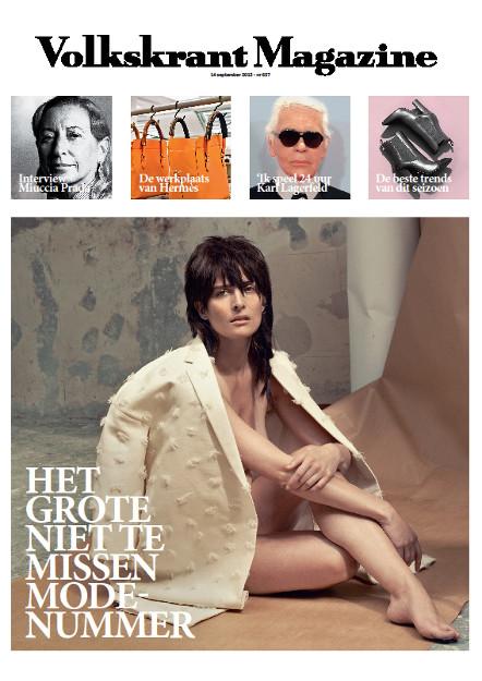 VolkskrantMagazine_cover